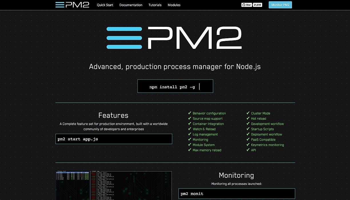 /pm2-to-setup-a-nodejs-application-i3w32zg feature image