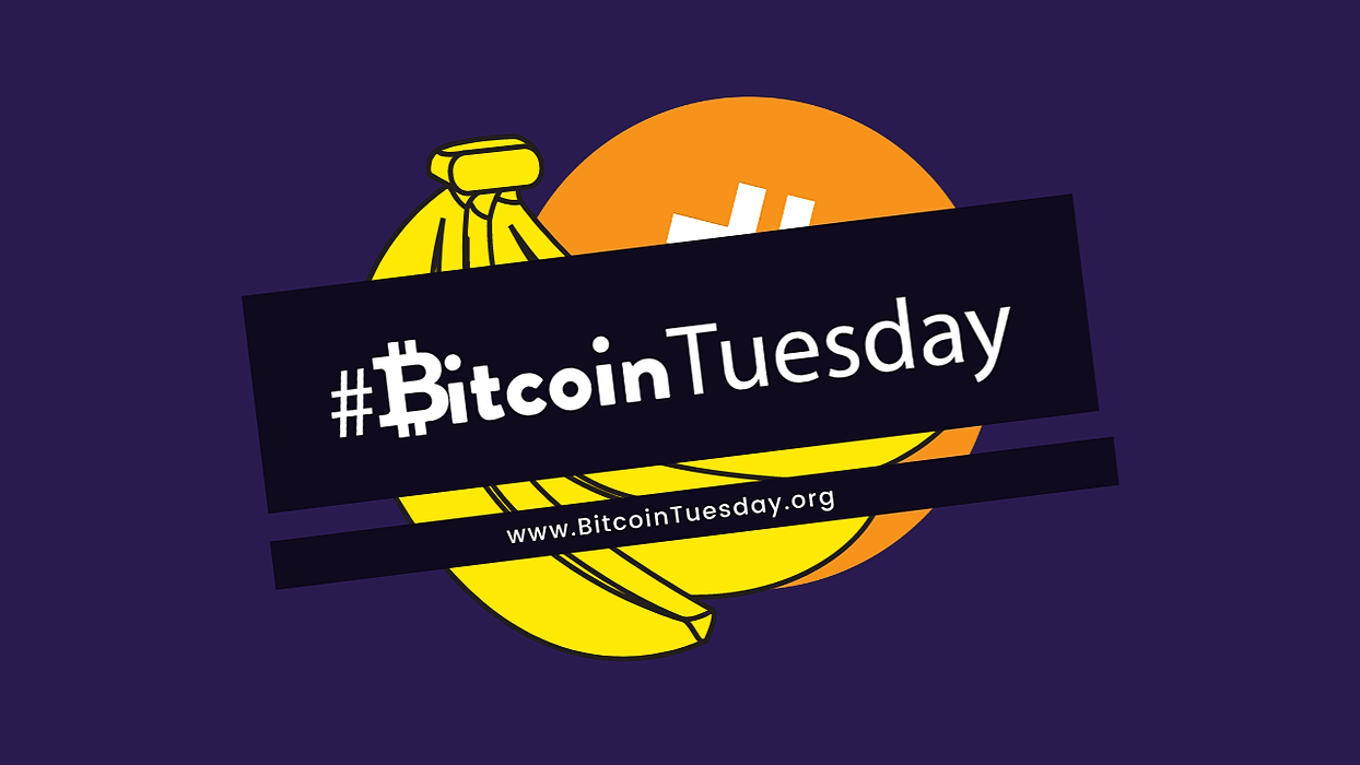 /bitcointuesday-join-people-from-around-the-world-and-change-lives-with-bitcoin-h716305j feature image