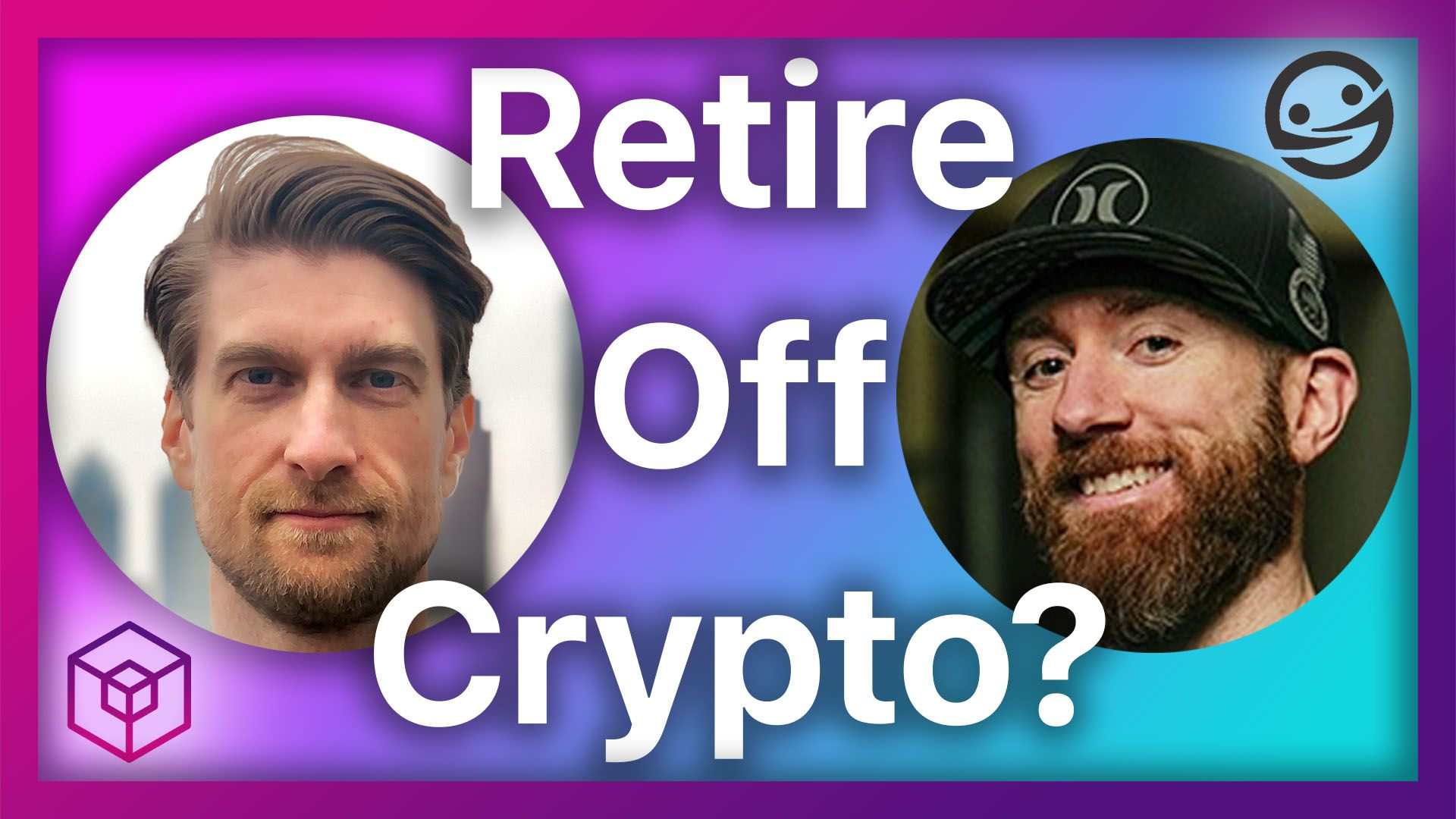 /retiring-on-your-crypto-bag-is-it-feasible-913r33wj feature image