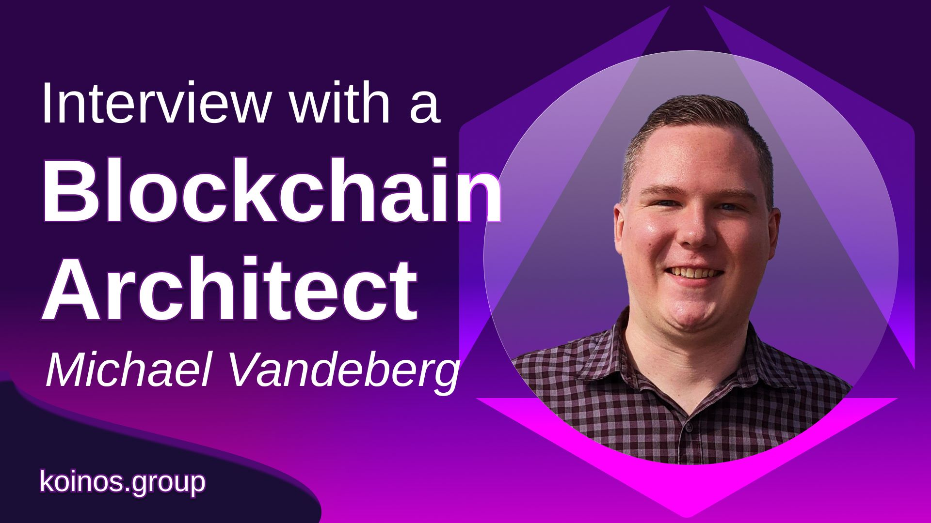 /dapp-development-with-michael-vandeberg-an-interview-482534wr feature image