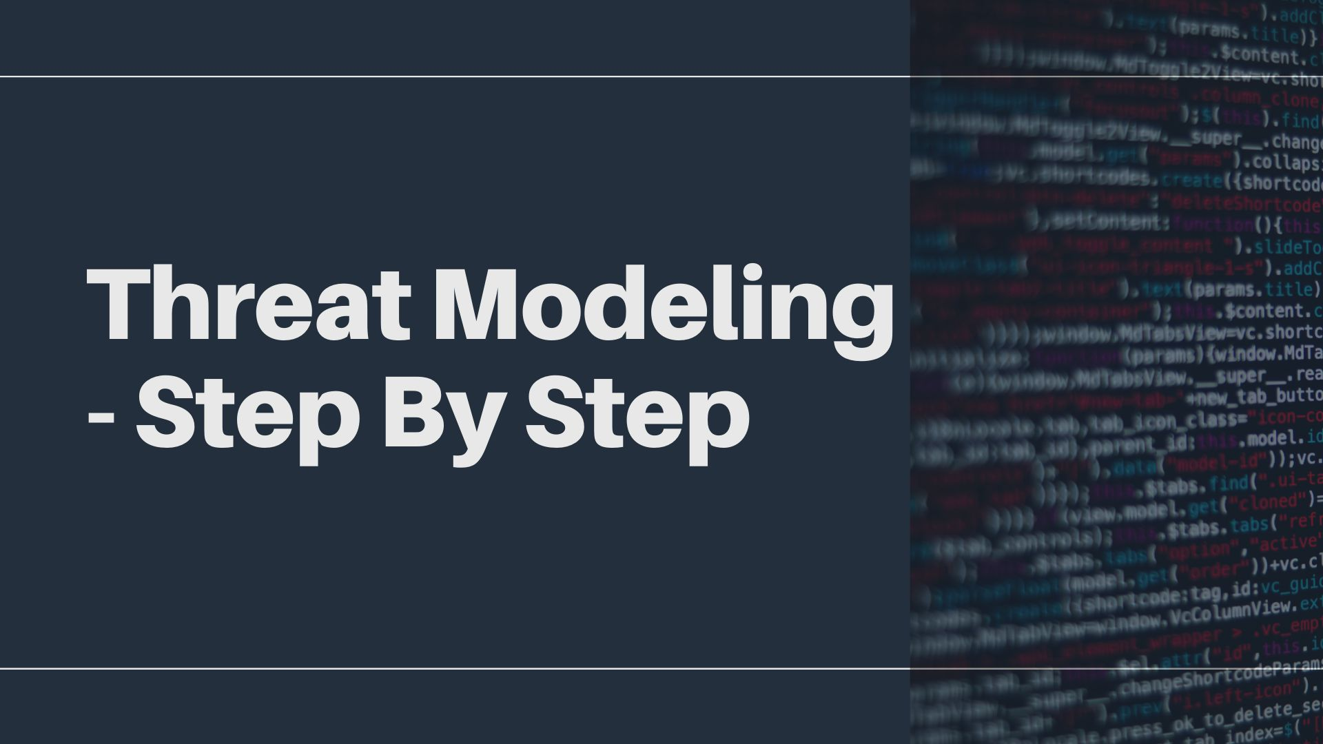 /what-is-threat-modeling-and-why-should-you-care-2k5s33p3 feature image