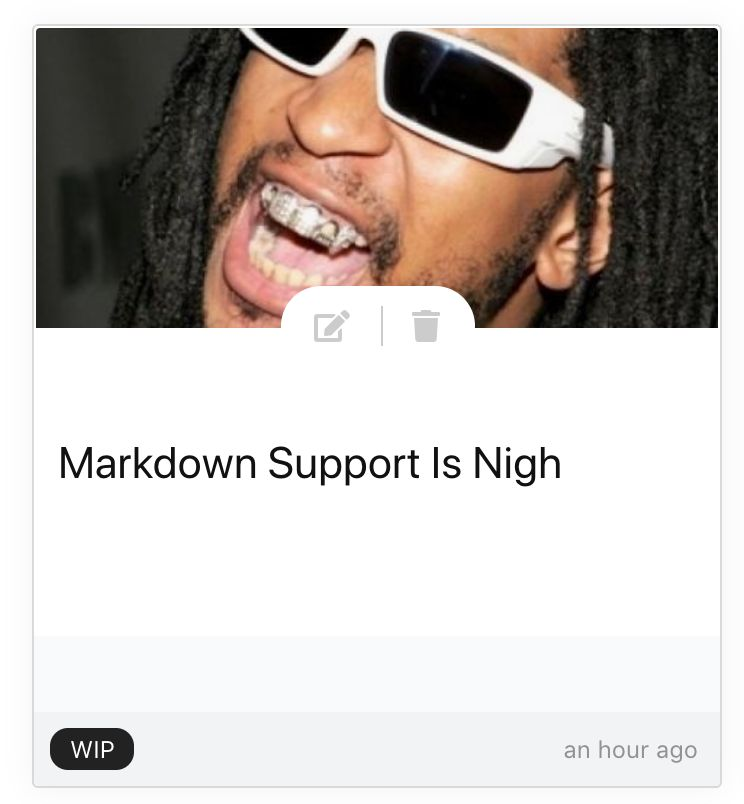 /markdown-support-is-nigh-adb3ah2 feature image