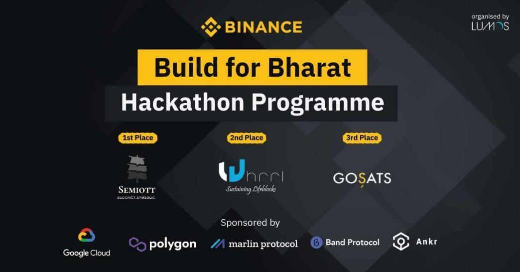 /meet-the-winners-of-binances-build-for-bharat-hackathon-sl1c33v1 feature image