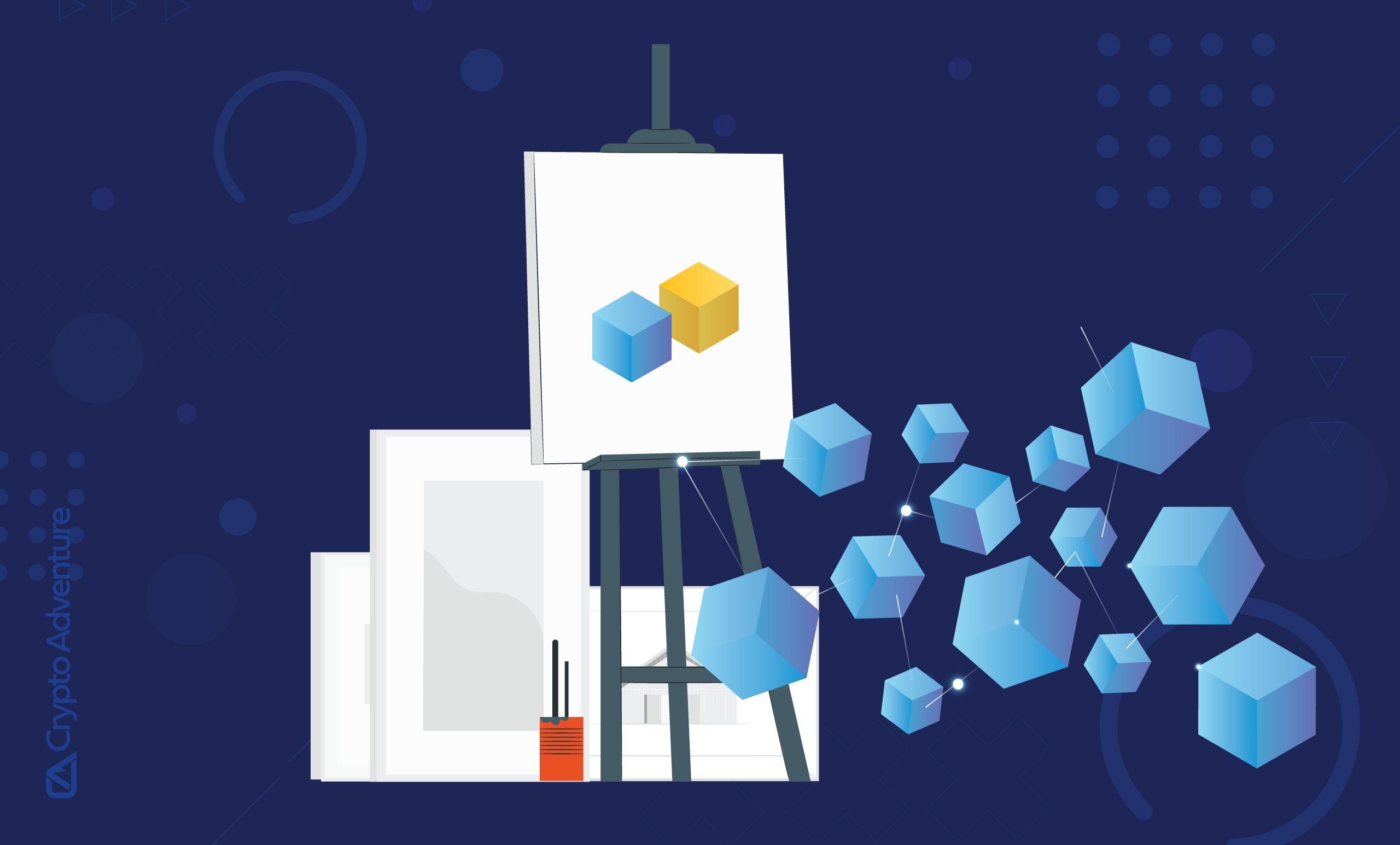 /blockchain-art-crypto-art-an-analysis-0x2534cc feature image