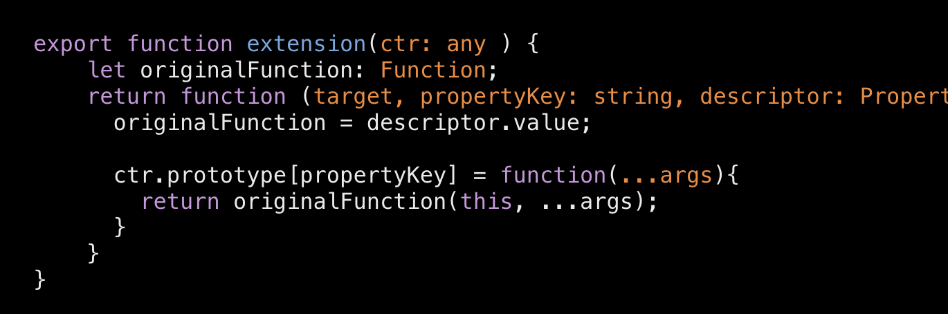/a-extension-method-experiment-on-typescript-8o44t36xy feature image