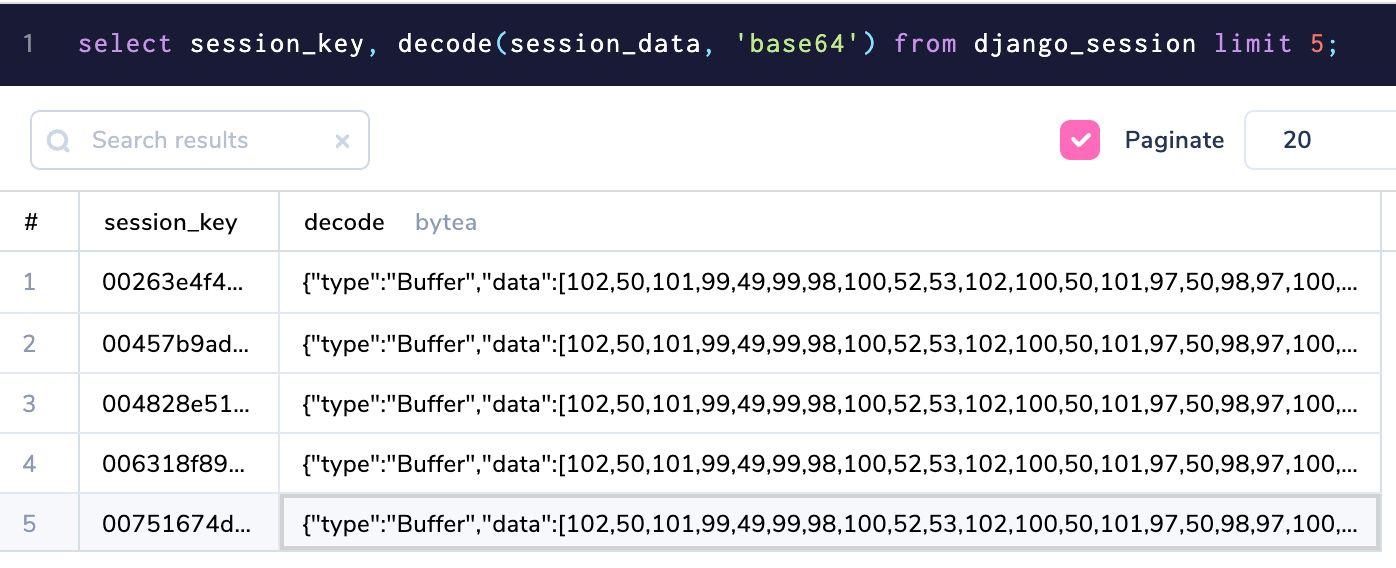 /how-to-decode-django-sessions-in-postgresql-k81133ni feature image
