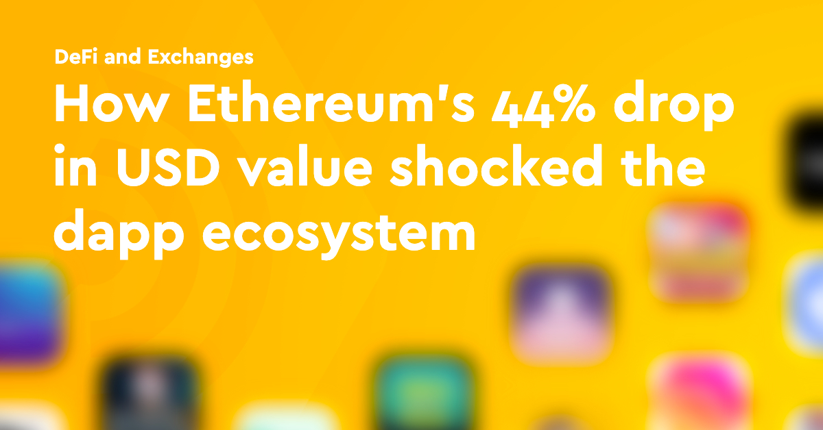 /how-ethereums-44percent-price-drop-in-usd-value-shocked-the-dapp-ecosystem-an-analysis-rsk6326u feature image