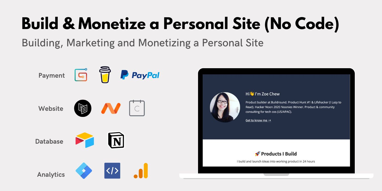 /how-i-build-a-personal-website-with-monetization-and-without-coding-hq723233 feature image
