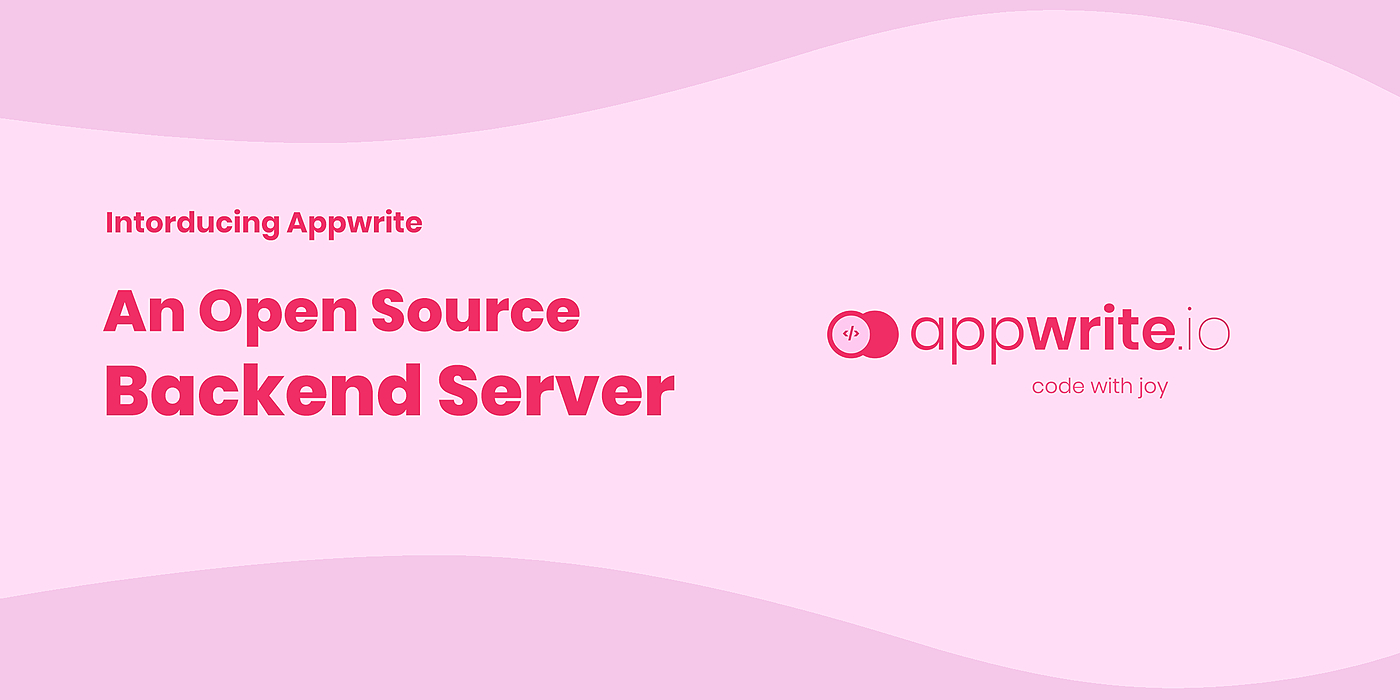 /introducing-appwrite-an-open-source-backend-server-for-mobile-and-web-developers-jkrw31jq feature image