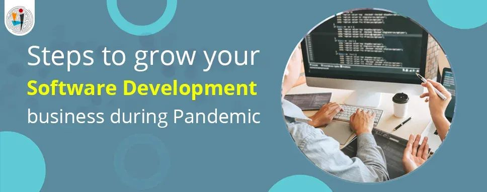 /how-to-reduce-the-effects-of-pandemic-on-your-software-development-business feature image