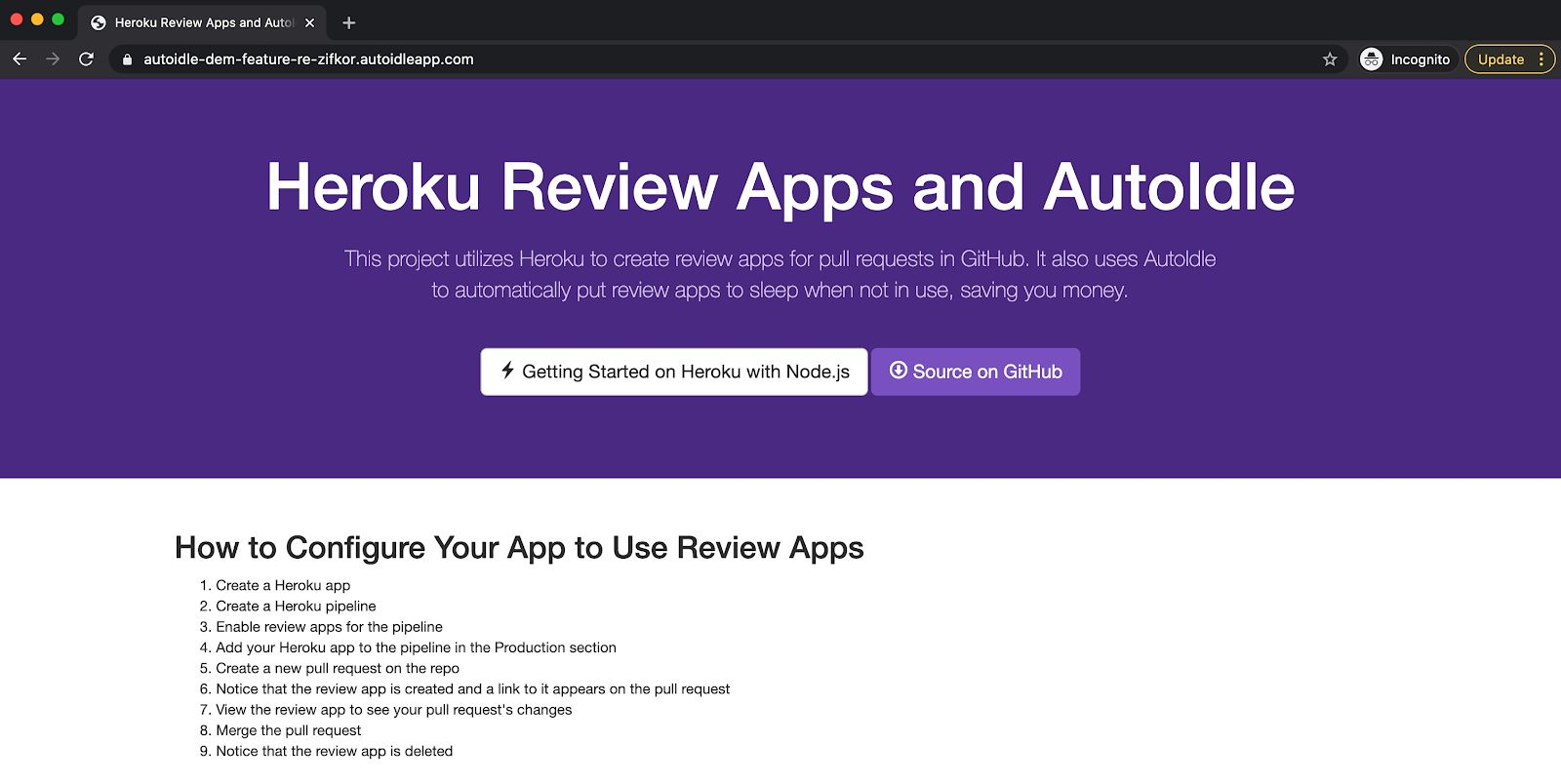 /the-ultimate-guide-to-creating-review-apps-on-heroku-36p334b feature image