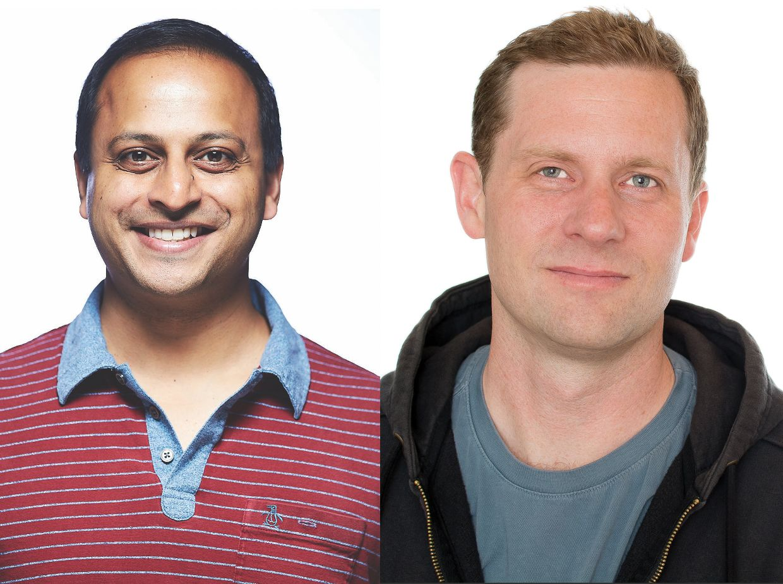 Rajesh Nerlikar & Ben Foster Hacker Noon profile picture