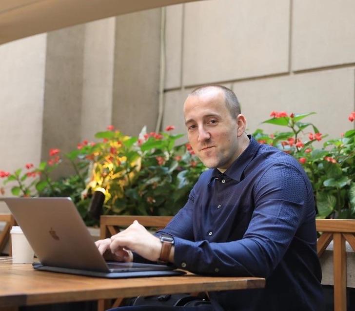Brian Dordevich Hacker Noon Profile Photo