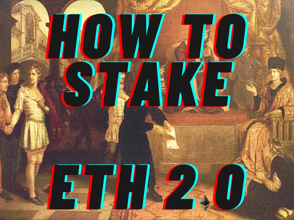 /how-to-stake-eth-2-0-without-running-a-node-and-32-eth feature image