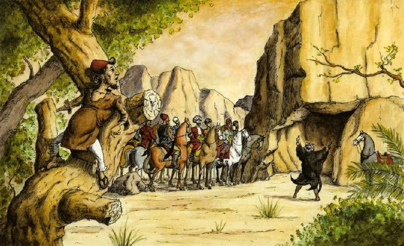 /what-ali-baba-should-have-taught-his-brother-before-entering-the-secret-cave-541r34zo feature image