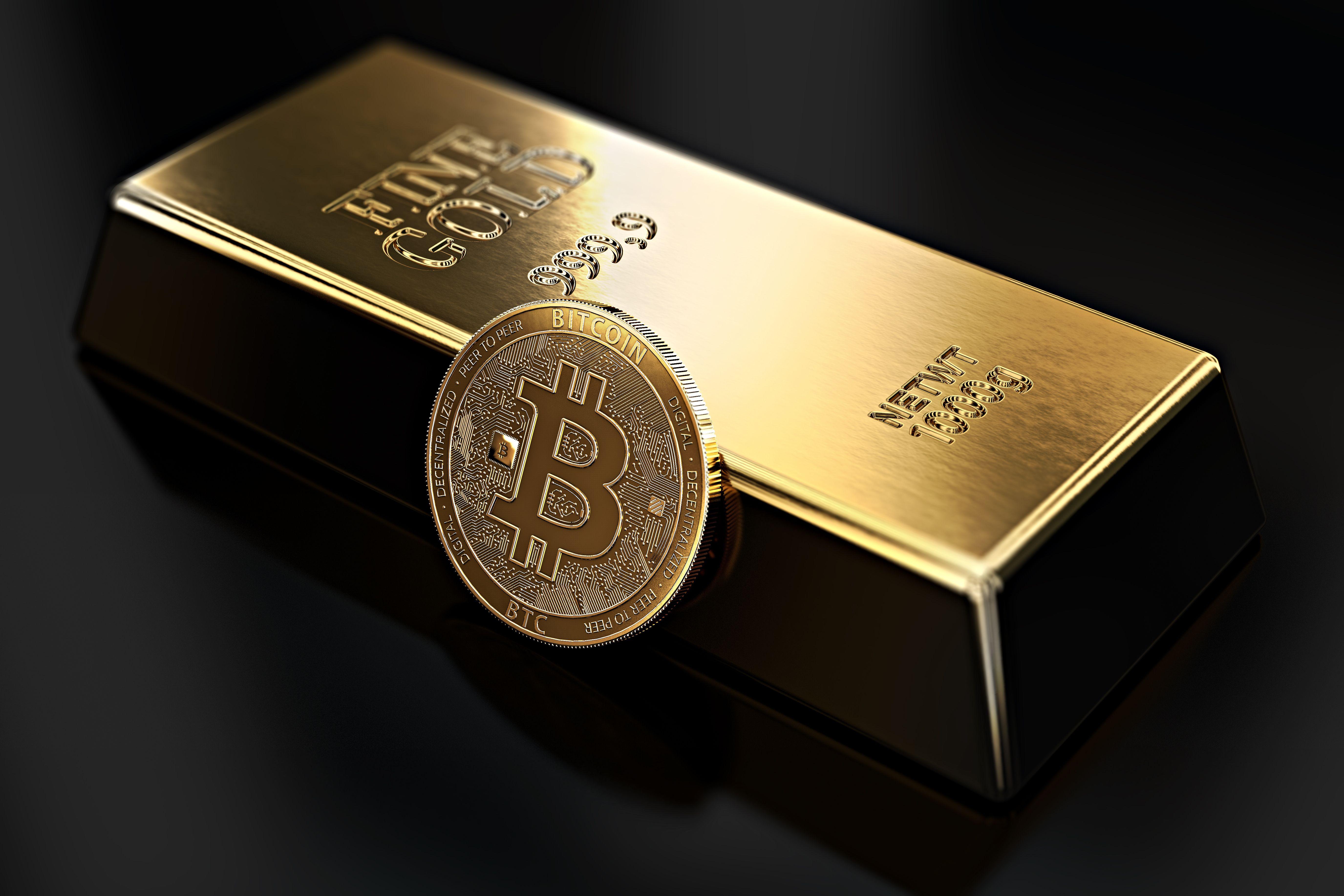/lets-talk-about-gold-vs-bitcoin-841e312c feature image
