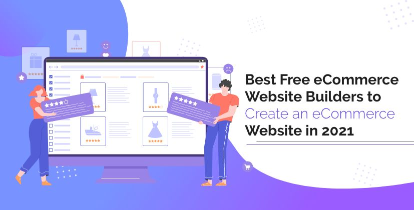 /5-best-free-e-commerce-website-builders-in-2021 feature image