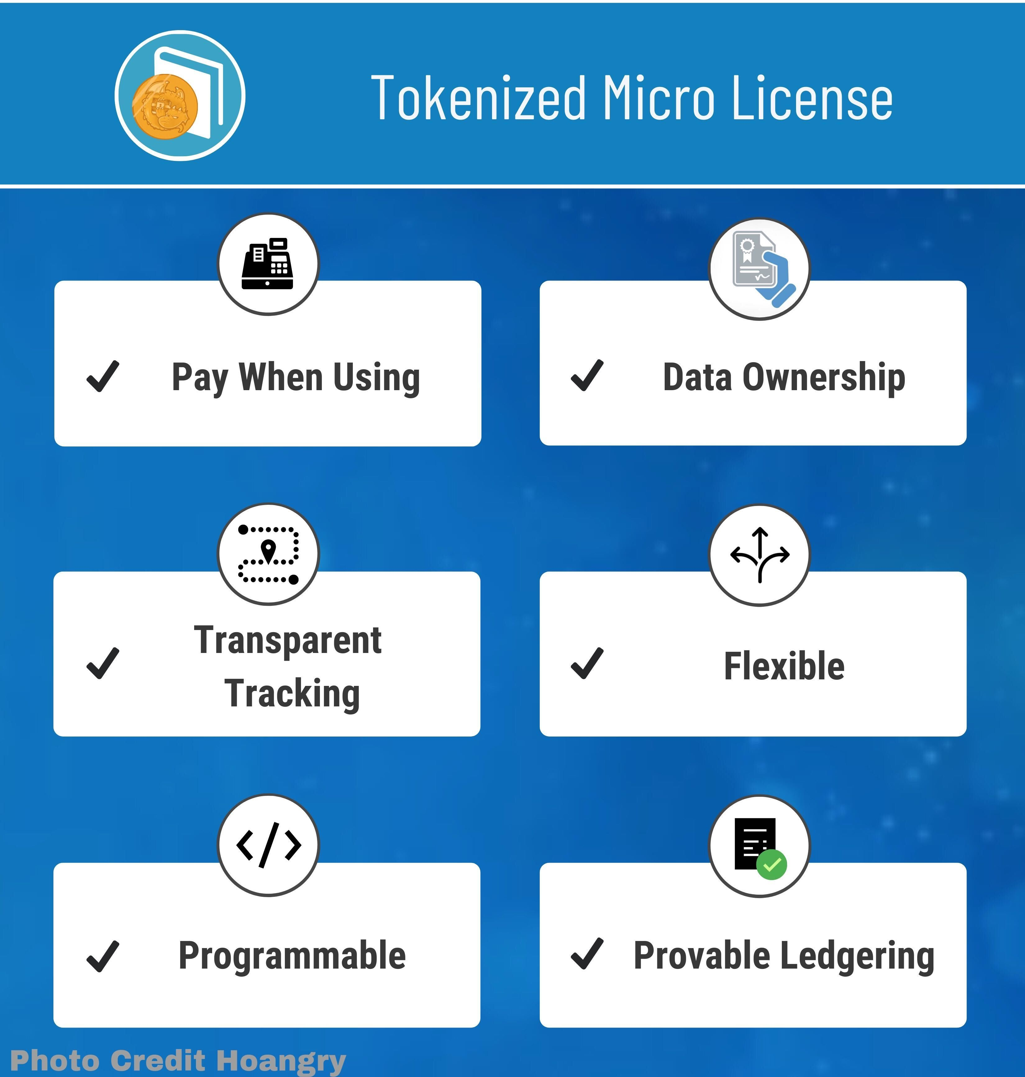 /tokenized-micro-licenses-on-the-blockchain-an-overview-oi3434gv feature image