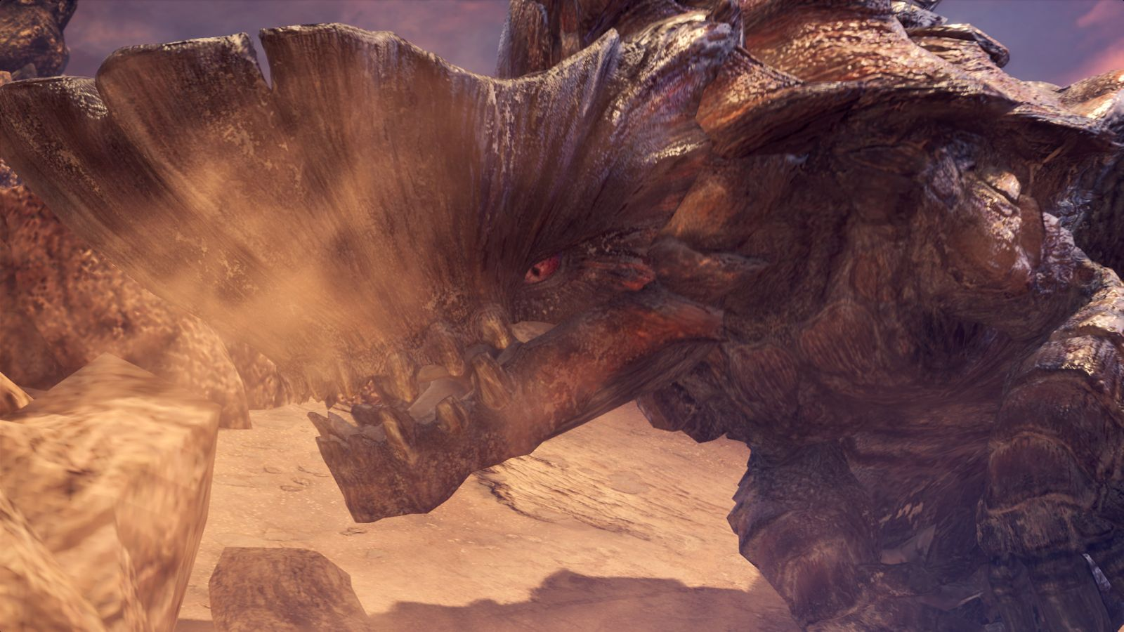 /how-to-find-the-monster-hunter-world-mhw-majestic-horn-ls833ol feature image