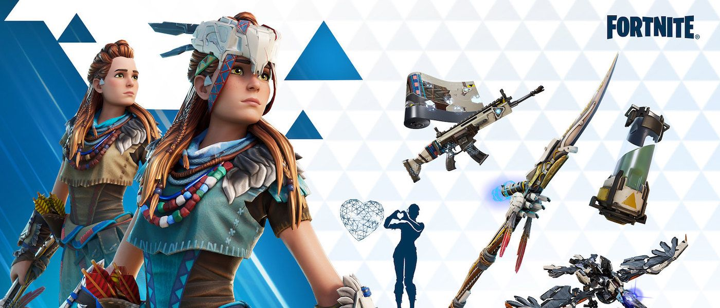 /horizon-zero-dawns-aloy-arrives-in-fortnite-as-part-of-primal-season-zep333w feature image