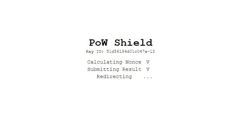 /pow-shield-an-application-layer-proof-of-work-ddos-filter-0u5y35pp feature image