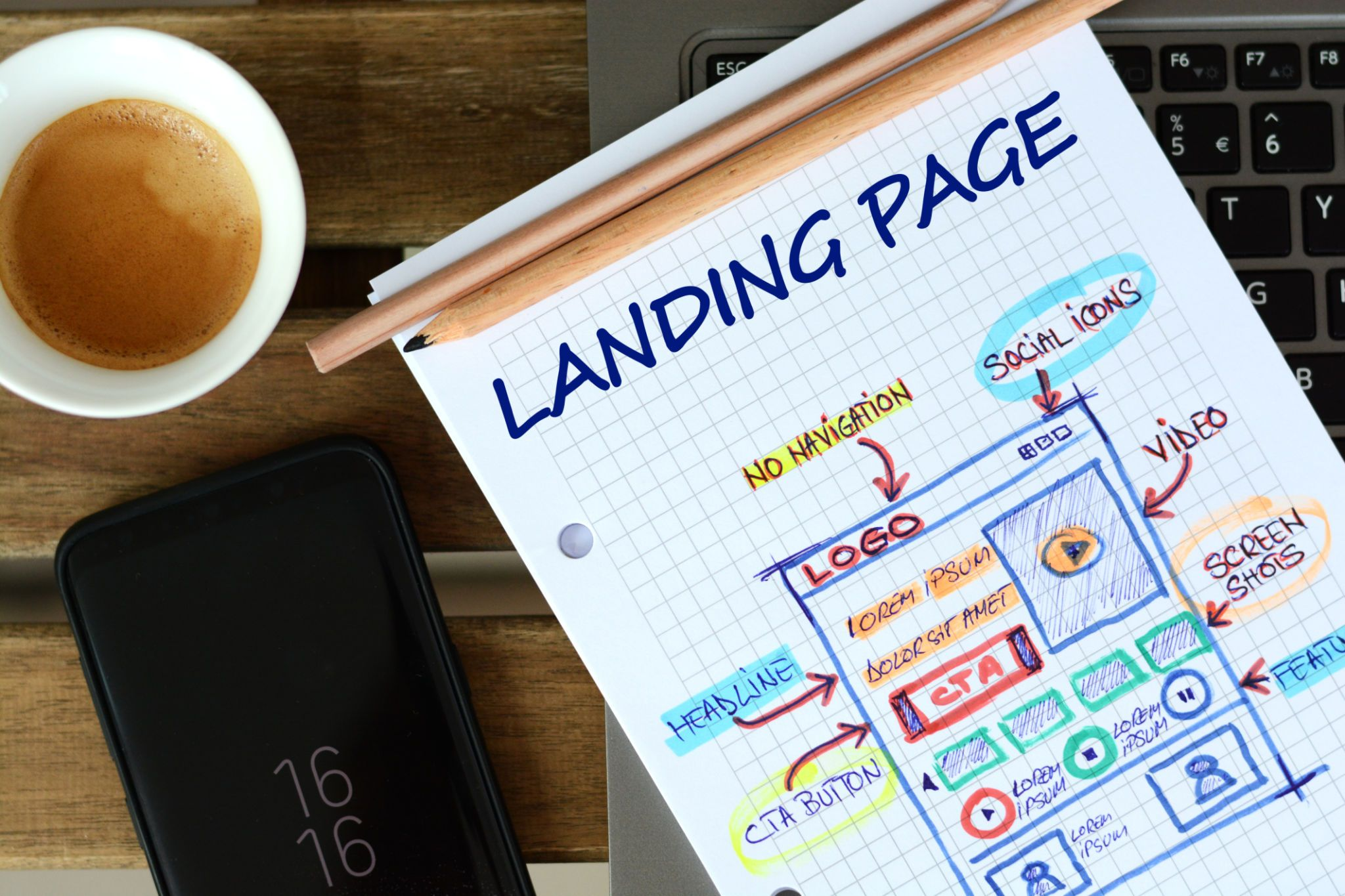 /saas-landing-page-optimization-5-hacks-to-get-more-conversions-n24q3506 feature image