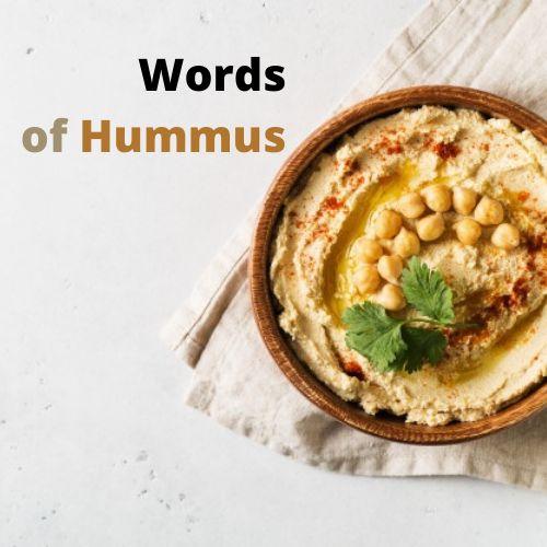 Words of Hummus Hacker Noon profile picture
