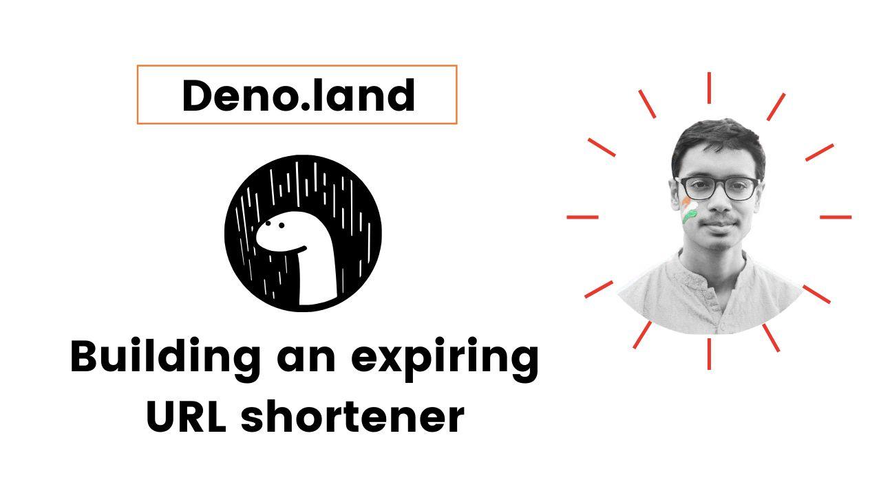 /designing-a-url-shortener-in-deno-631331gv feature image