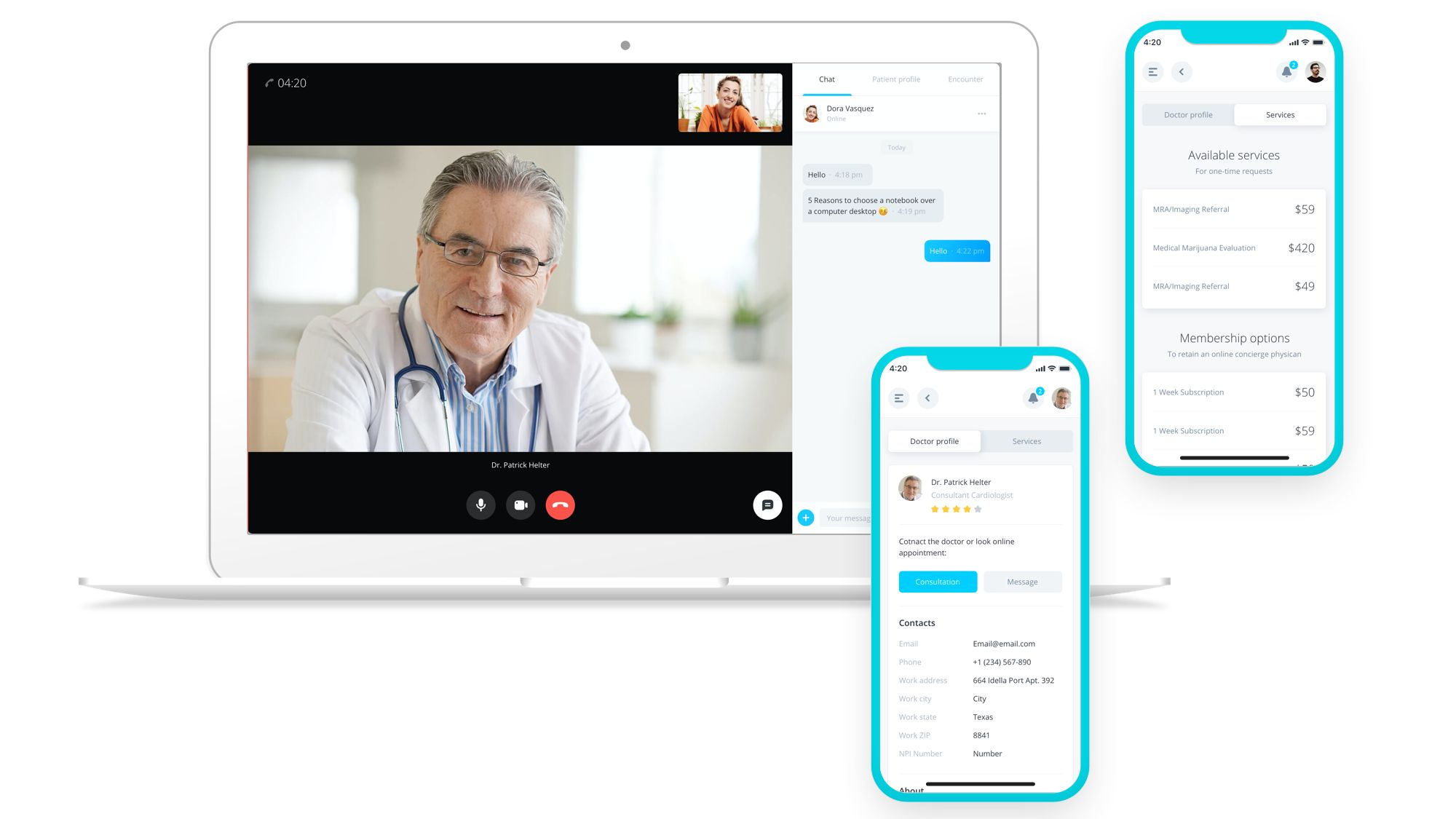 /how-much-does-telemedicine-and-healthcare-software-development-cost-y34l34ma feature image