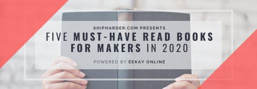 /five-must-have-read-books-for-makers-in-2020-cg133np8 feature image