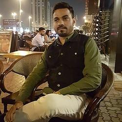عکس پروفایل ظهر Faizan Raza Hacker