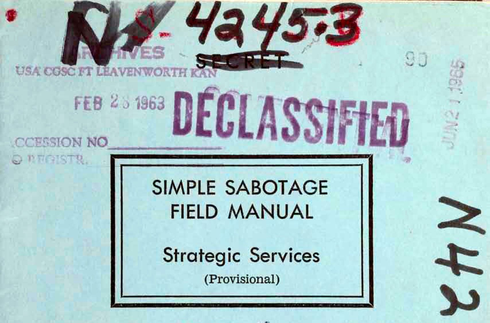 /learning-from-the-oss-destroy-your-organization-by-following-the-simple-sabotage-field-manual-m931330z feature image