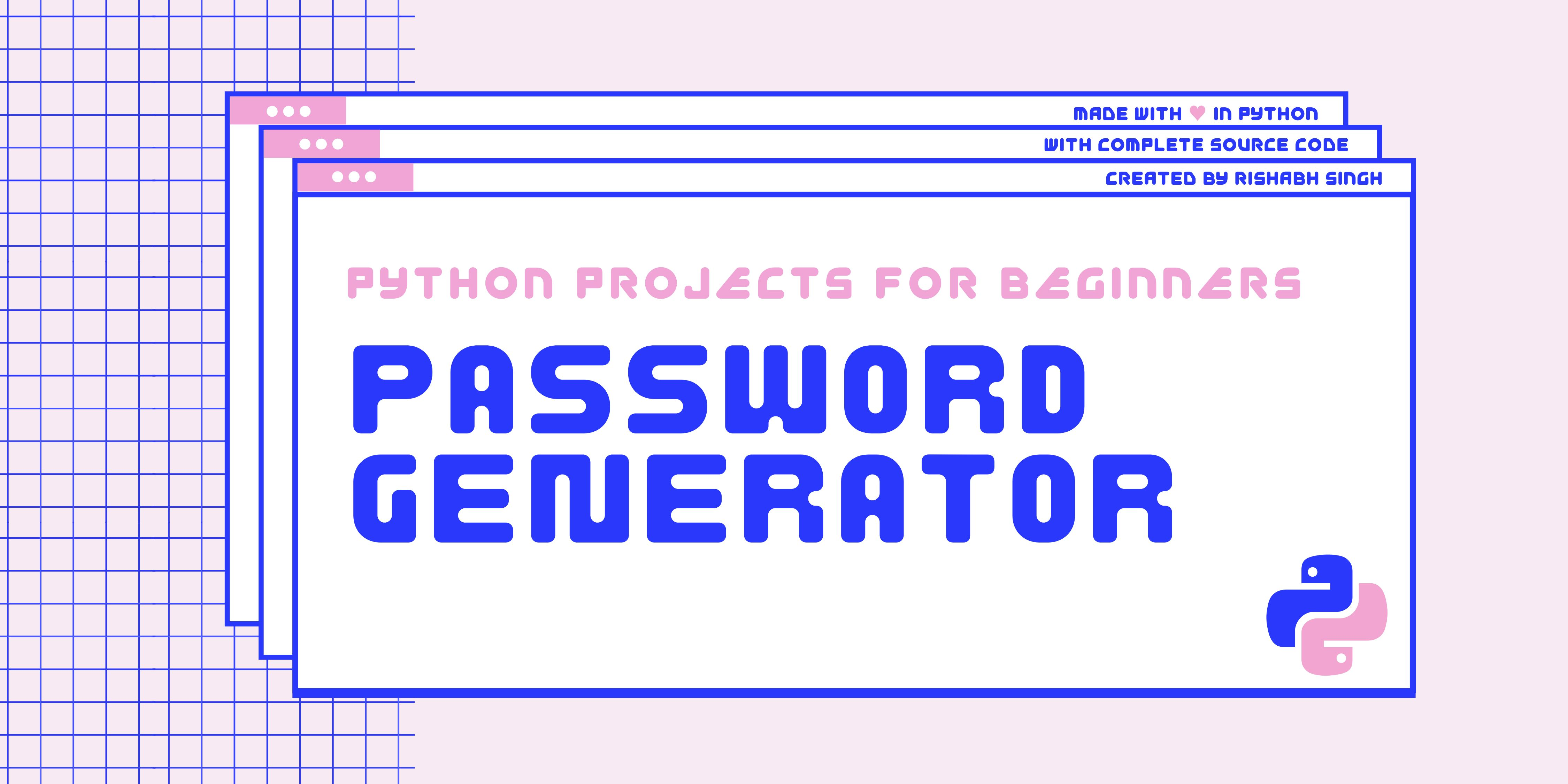 /beginner-python-projects-build-a-random-password-generator-in-python-cp4833ft feature image