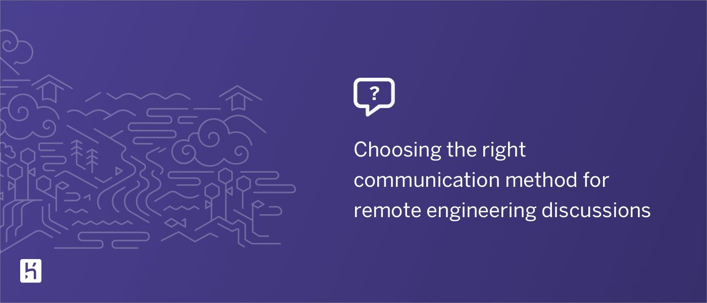 /choosing-the-right-communication-method-for-remote-engineering-discussions-8wag24jx feature image