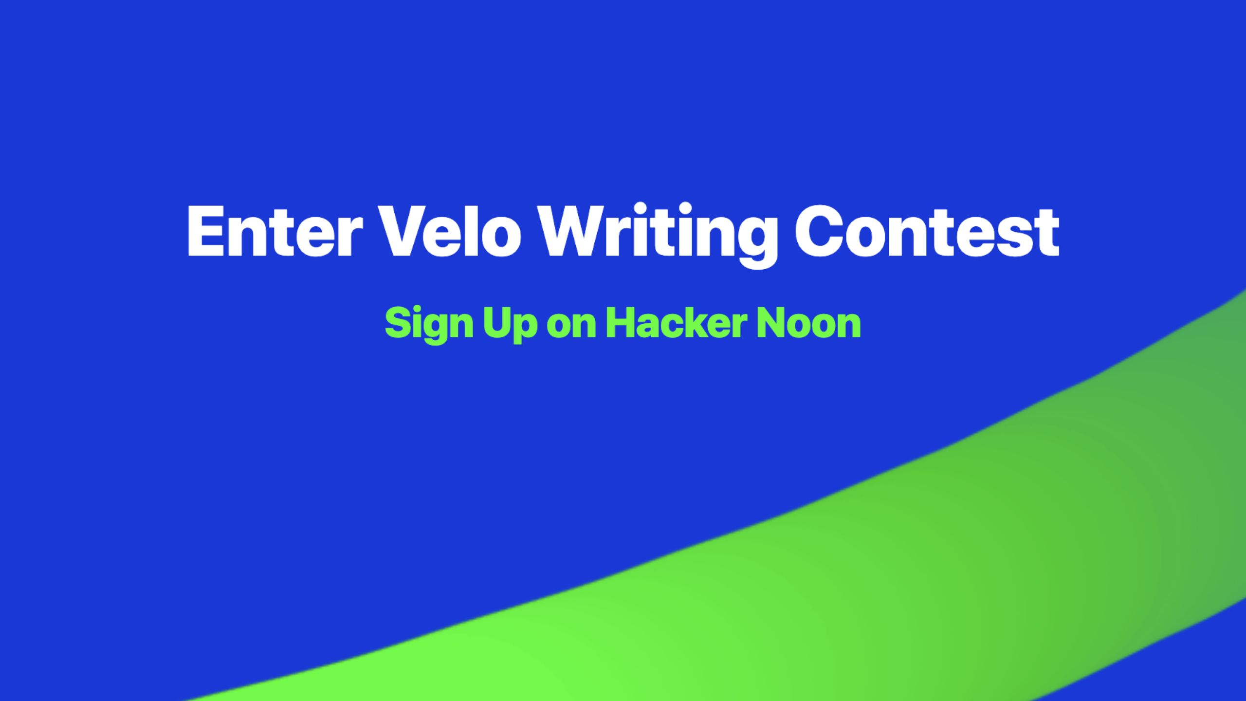 /introducing-the-velo-writing-contest-by-wix-and-hacker-noon-ta3433v0 feature image