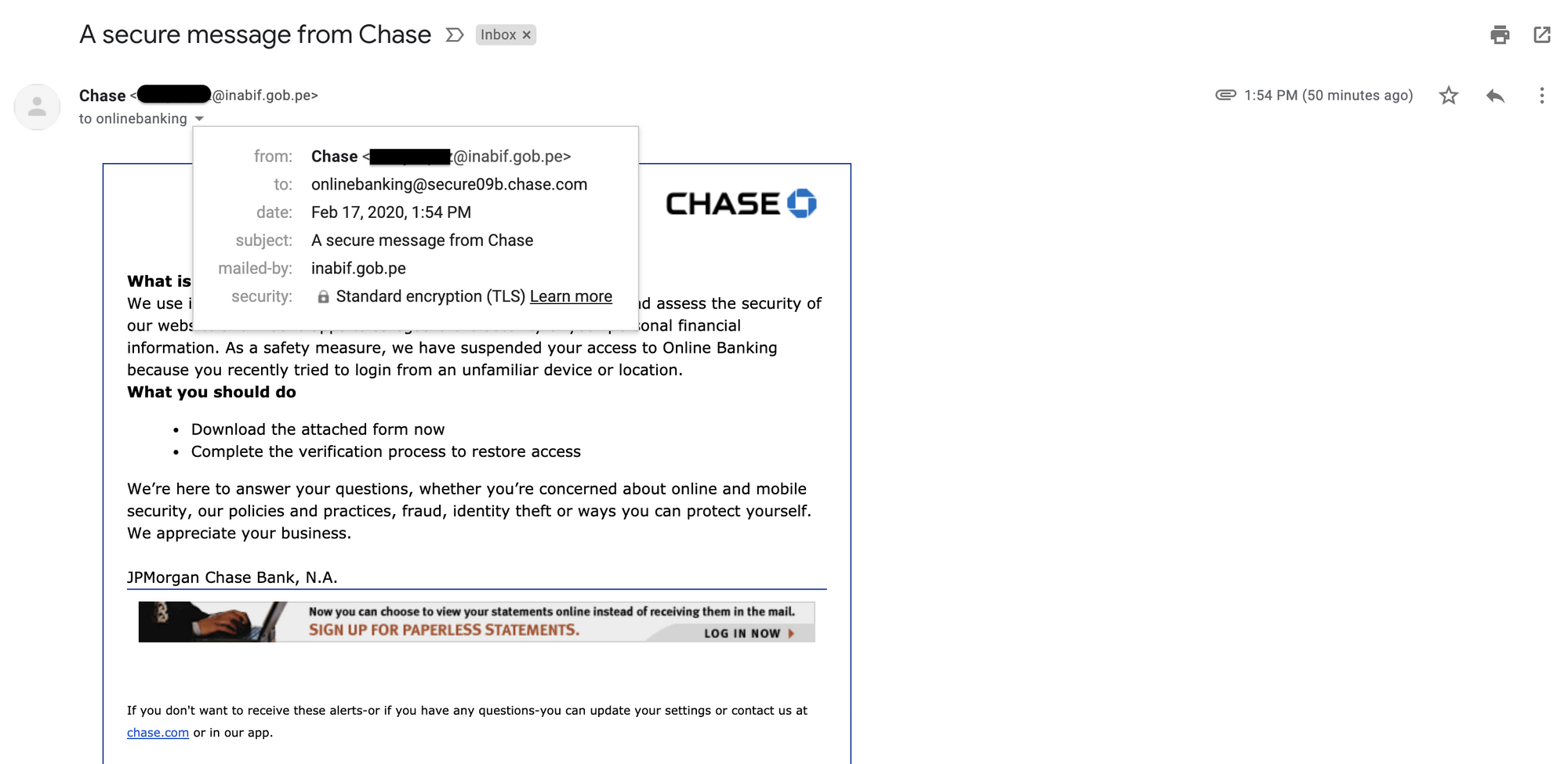 /hacked-peruvian-government-servers-are-sending-phishing-campaigns-to-chase-bank-customers-dumu3ylb feature image