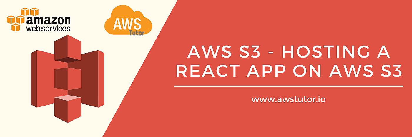 /aws-s3-hosting-a-react-web-app-on-aws-s3-kik3z4z feature image
