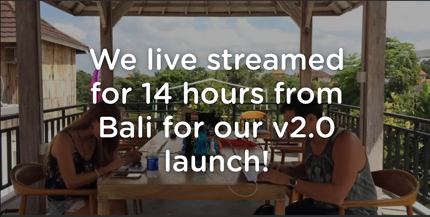/we-live-streamed-for-14-hours-from-bali-for-our-v20-launch-03h3t8g feature image