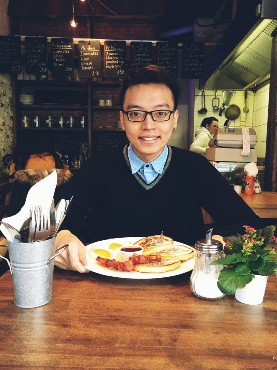 عکس پروفایل Derek Lim Hacker Noon