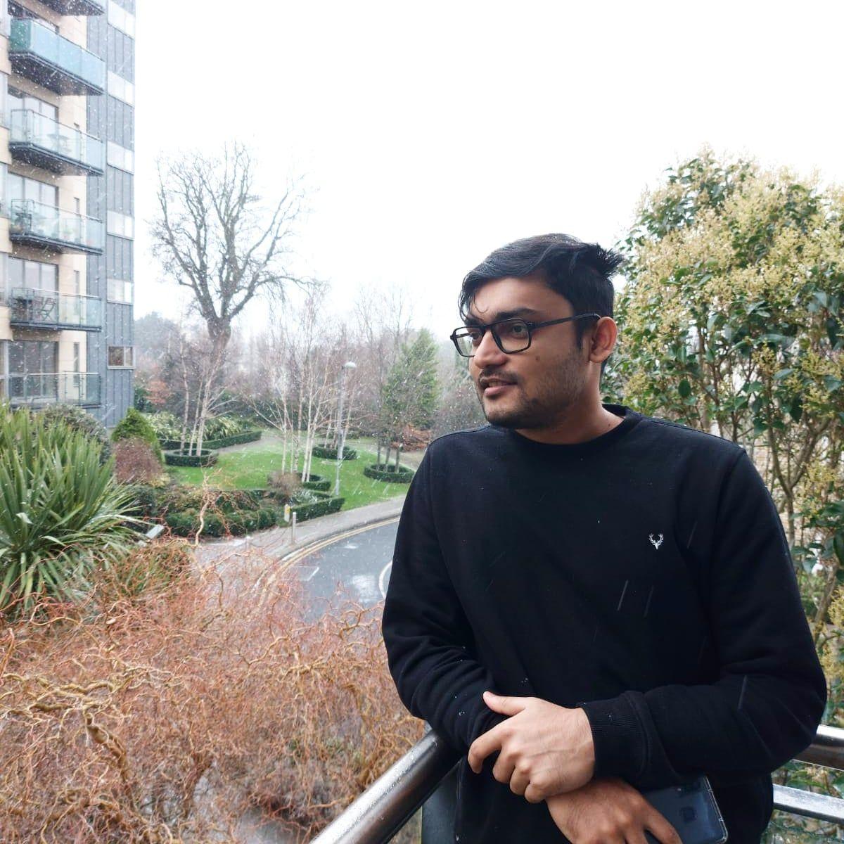 Prasanta Banerjee Hacker Noon profile picture