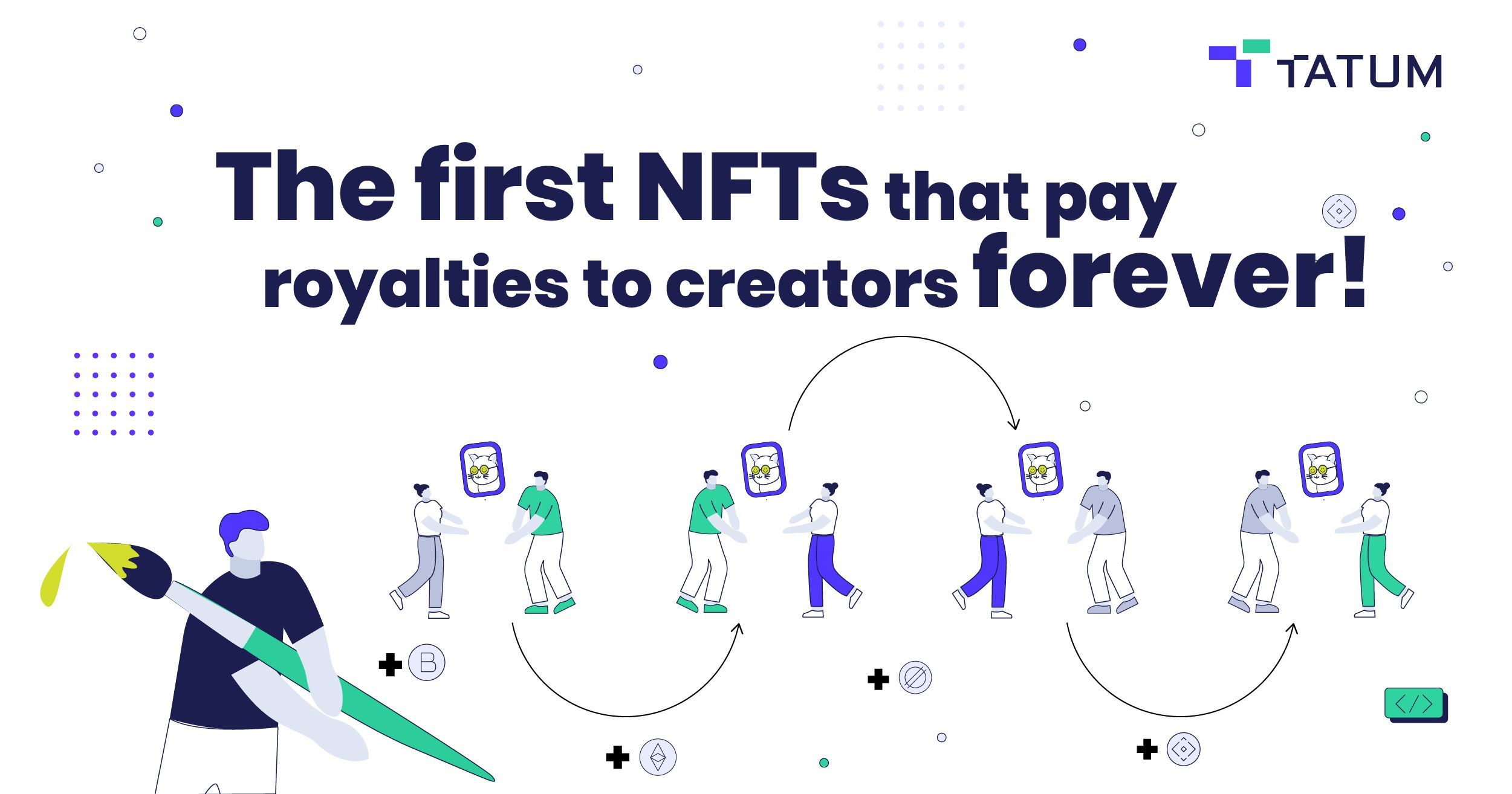 /nfroyalts-building-nfts-that-pay-creators-forever-rl1t34eb feature image