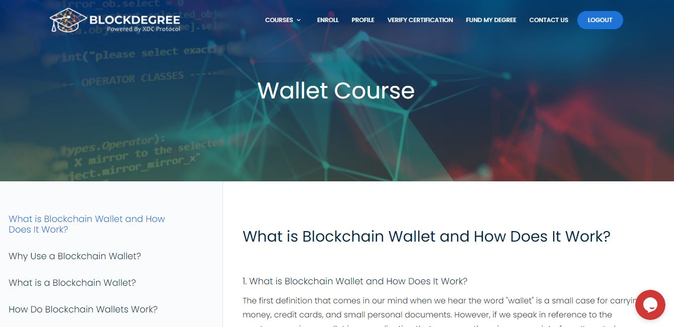 /blockdegree-launches-new-online-certification-course-on-blockchain-wallets-941w33hw feature image