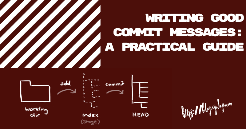 /writing-good-commit-messages-a-practical-guide-1j11i3y4c feature image