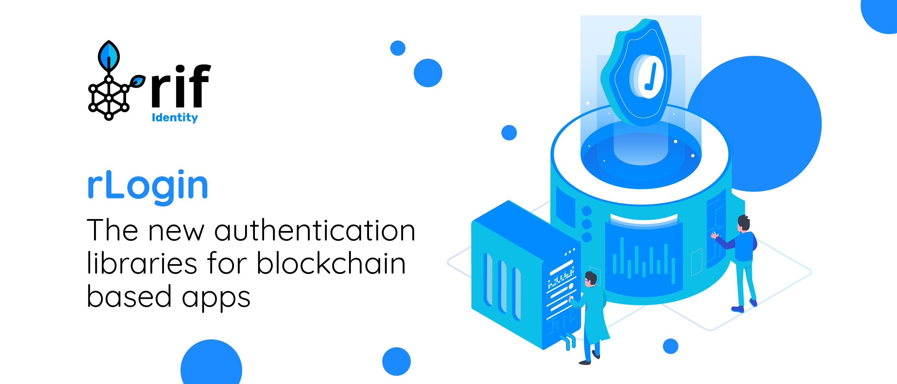 /rlogin-the-new-authentication-libraries-for-blockchain-based-apps-h619330z feature image